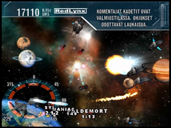 Astronaut 3 by RedLynx