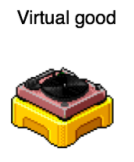 Habbo record player